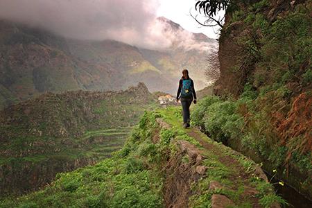 Levadas de Madeira Levada do norte