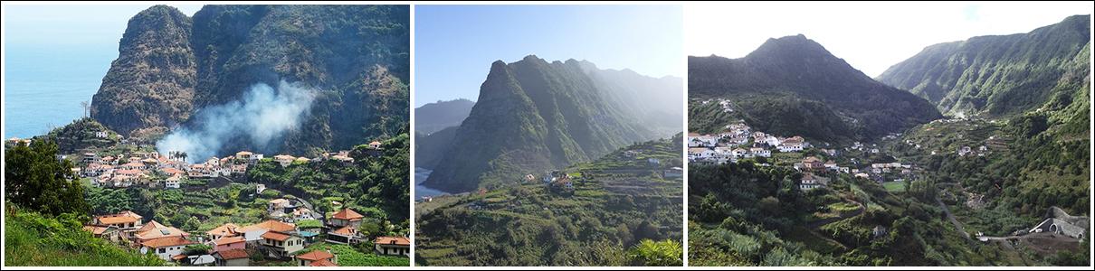 pueblos de madeira Boaventura