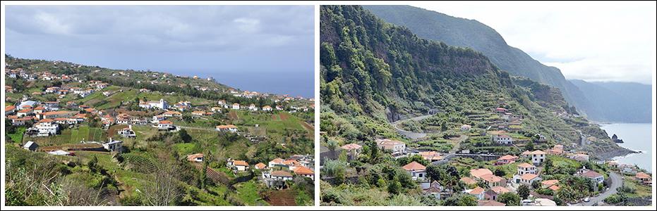 pueblos de madeira São Jorge