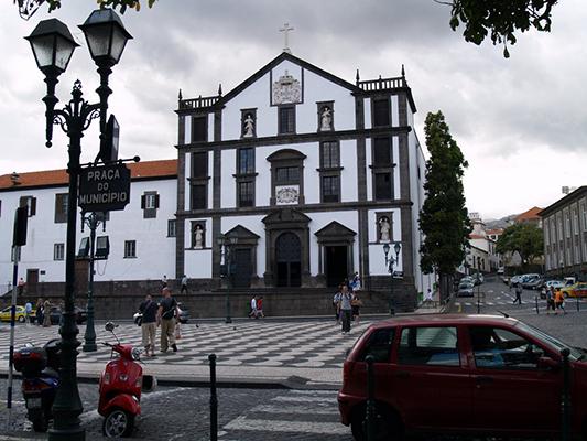 Colegio dos Jesuitas Funchal