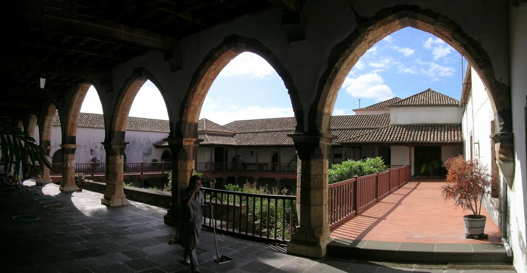 Convento de Santa Clara Funchal Madeira