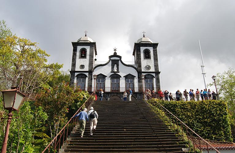 Igreja de Nossa Senhora do Monte Funchal