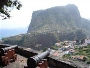 Santana Madeira Fortín de Faial