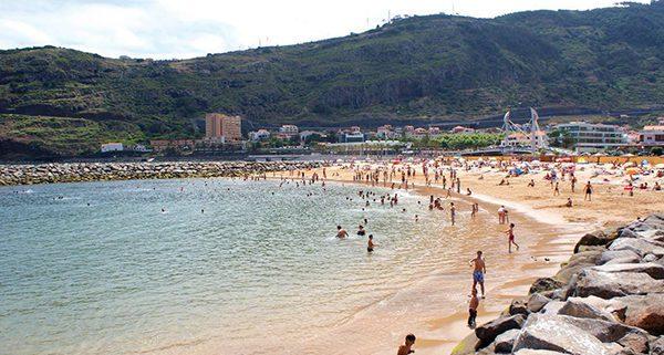 playa de machico